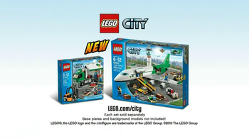 LEGO City Cargo Airport TV Spot - Thumbnail 10