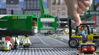 LEGO City Cargo Airport TV Spot - Thumbnail 7