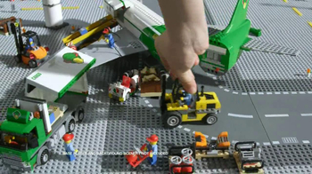 LEGO City Cargo Airport TV Spot - Thumbnail 8