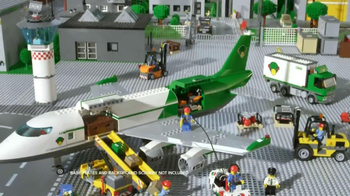 LEGO City Cargo Airport TV Spot