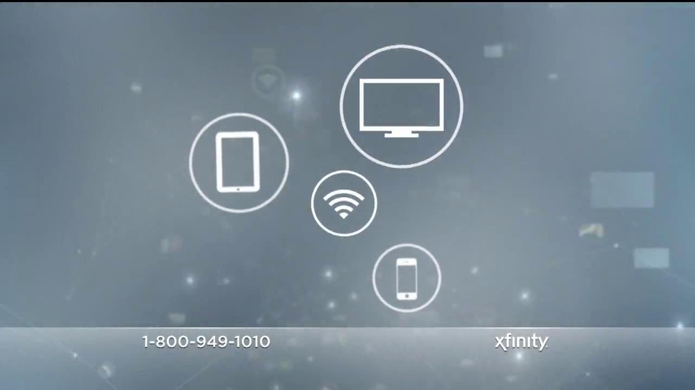XFINITY X1 Triple Play TV Commercial, Song by Martin Solveig - Video