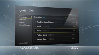 XFINITY X1 Triple Play TV Spot, Song by Martin Solveig - Thumbnail 2