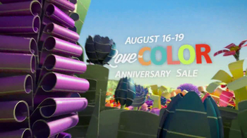 Sherwin-Williams Love for Color Anniversary Sale TV Spot, 'August 2013' - Thumbnail 4