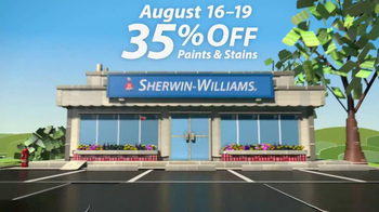 Sherwin-Williams Love for Color Anniversary Sale TV Spot, 'August 2013' - Thumbnail 7