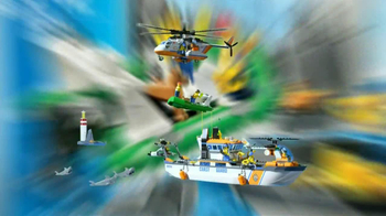 LEGO City Coast Guard TV Spot - Thumbnail 8