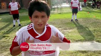 Coca-Cola TV Spot, 'Club Balón Rojo' - Thumbnail 3