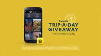 Expedia #TripADay Giveaway TV Spot - Thumbnail 6