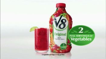 V8 Juice TV Spot, 'Personal Trainer'
