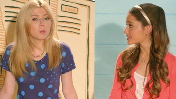 Old Navy TV Spot Featuring Ariana Grande and Jennette McCurdy - Thumbnail 3