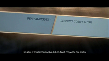 BEHR Paint Marquee TV Spot, 'The Science' - Thumbnail 7
