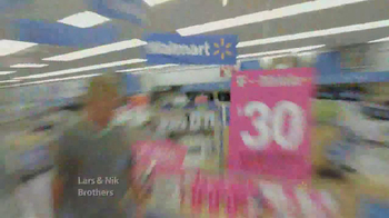 Walmart TV Spot, 'Lars and Nik' - Thumbnail 1