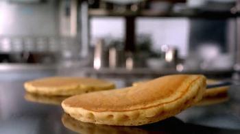 Denny's Build Your Own Pancakes TV Spot, 'Critics Agree' - Thumbnail 1