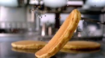 Denny's Build Your Own Pancakes TV Spot, 'Critics Agree' - Thumbnail 2