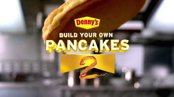 Denny's Build Your Own Pancakes TV Spot, 'Critics Agree'