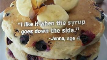 Denny's Build Your Own Pancakes TV Spot, 'Critics Agree' - Thumbnail 5