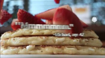 Denny's Build Your Own Pancakes TV Spot, 'Critics Agree' - Thumbnail 8