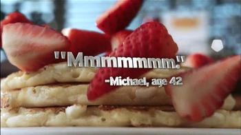 Denny's Build Your Own Pancakes TV Spot, 'Critics Agree' - Thumbnail 9