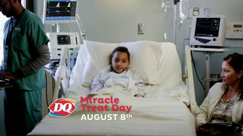Dairy Queen Miracle Treat Day TV Spot - Thumbnail 1