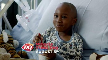 Dairy Queen Miracle Treat Day TV Spot - 789 commercial airings