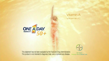 One A Day Women's 50+ TV Spot, 'The Swimmer' - Thumbnail 8