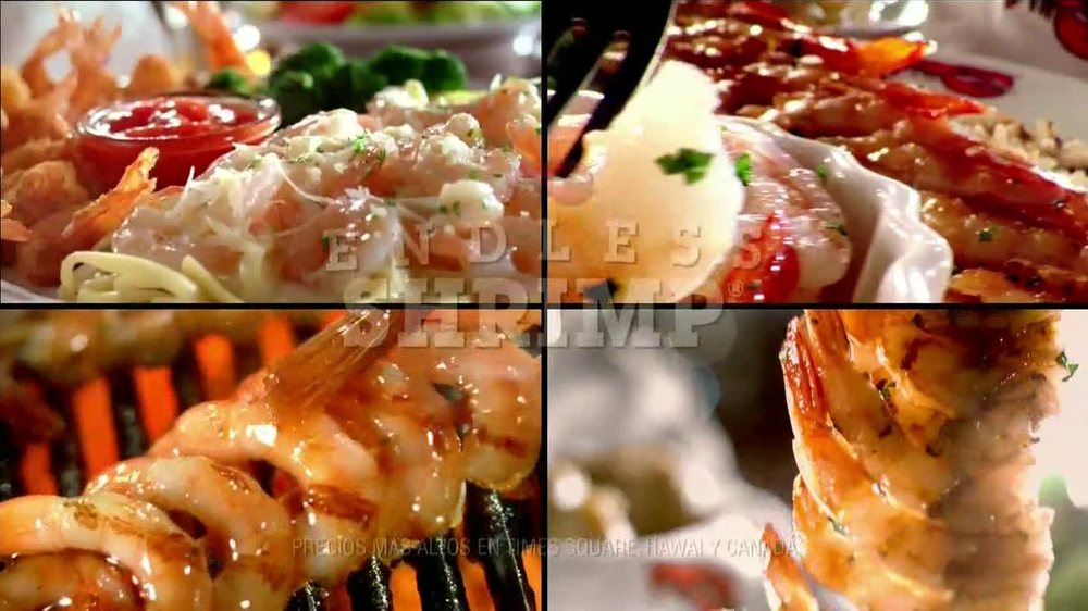 Red Lobster Endless Shrimp TV Commercial, 'Diane' - iSpot.tv