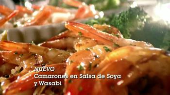 Red Lobster Endless Shrimp TV Spot, 'Diane' [Spanish] - Thumbnail 8