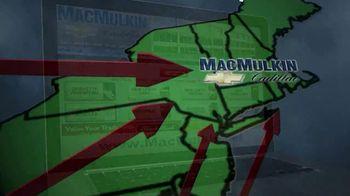 MacMulkin Chevrolet Cadillac TV Spot thumbnail