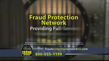 Fraud Protection Network Inc TV Spot - Thumbnail 6