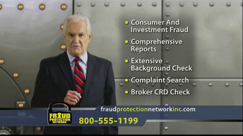 Fraud Protection Network Inc TV Spot - Thumbnail 9