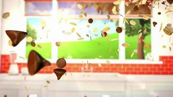 ABC Family TV Spot, 'Quaker Chewy Bars' - Thumbnail 5