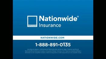 Nationwide Insurance TV Spot, 'Preocupar' [Spanish] - Thumbnail 10