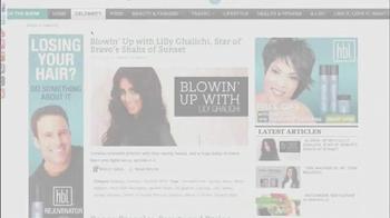 Health Beauty Life Magazine TV Spot - Thumbnail 2