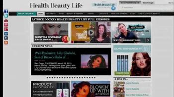 Health Beauty Life Magazine TV Spot - Thumbnail 5