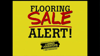 Lumber Liquidators Flooring Sale Alert TV Spot - Thumbnail 10