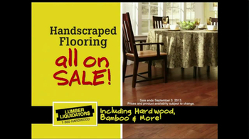Lumber Liquidators Flooring Sale Alert TV Spot - Thumbnail 7