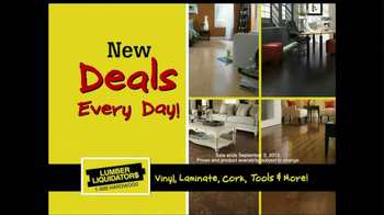 Lumber Liquidators Flooring Sale Alert TV Spot - Thumbnail 8