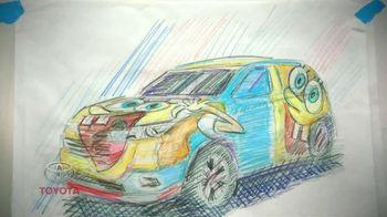Toyota Spongebob Highlander TV Spot