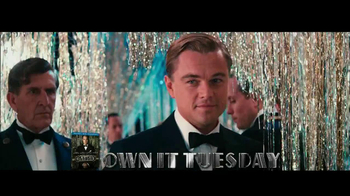 The Great Gatsby Blu-ray and DVD TV Spot - Thumbnail 2