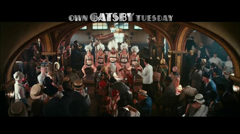 The Great Gatsby Blu-ray and DVD TV Spot - Thumbnail 3