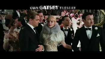 The Great Gatsby Blu-ray and DVD TV Spot - Thumbnail 4