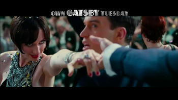 The Great Gatsby Blu-ray and DVD TV Spot - Thumbnail 5