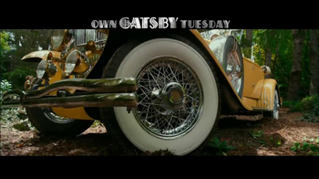 The Great Gatsby Blu-ray and DVD TV Spot - Thumbnail 6