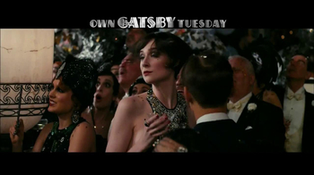 The Great Gatsby Blu-ray and DVD TV Spot - Thumbnail 7