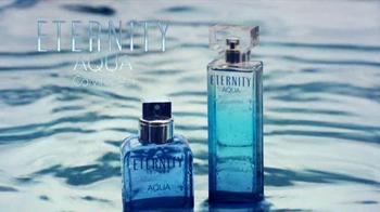 Calvin Klein Eternity Aqua TV Spot - Thumbnail 6