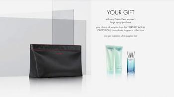 Calvin Klein Eternity Aqua TV Spot - Thumbnail 7