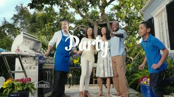 Lowe's TV Spot, 'Grills'