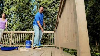 Lowe's Home Improvement TV Spot, 'Patio' - Thumbnail 1