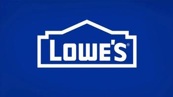 Lowe's Home Improvement TV Spot, 'Patio' - Thumbnail 8