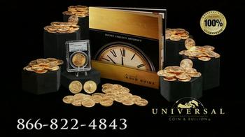 Universal Coin & Bullion TV Spot - Thumbnail 7