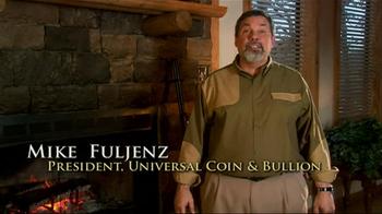 Universal Coin & Bullion TV Spot - Thumbnail 2